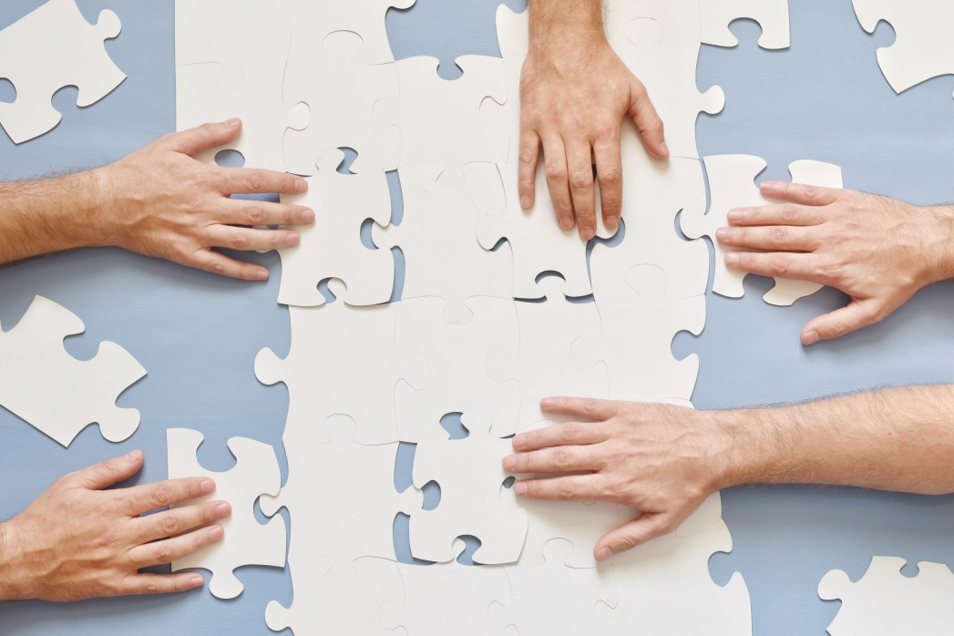 Have your team fitting together like a puzzle